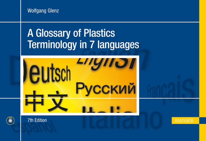 Picture of A Glossary of Plastics Terminology in 7 Languages 7E