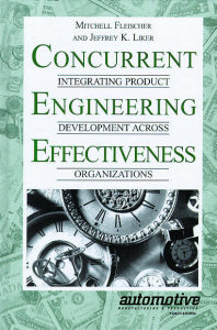 Picture of Concurrent Engineering Effectiveness