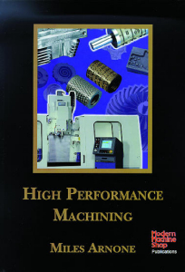 Show details for High Performance Machining