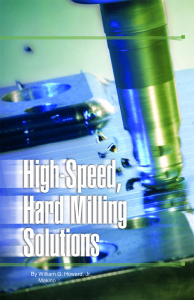 Picture of High-Speed, Hard-Milling Solutions