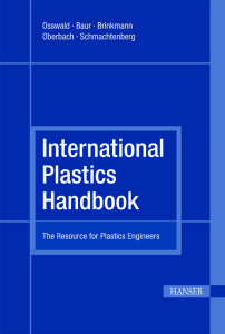 Picture of International Plastics Handbook 4E