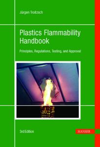 Picture of Plastics Flammability Handbook 3E