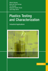 Picture of Plastics Testing and Characterization