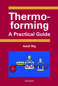 Show details for Thermoforming