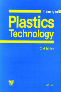 Show details for Training in Plastics Technology 2E