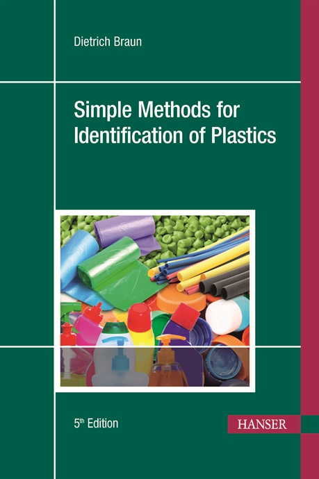Picture of Simple Methods for Identification of Plastics 5E