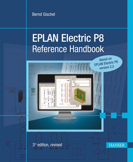 Picture of EPLAN Electric P8 Reference Handbook 3E