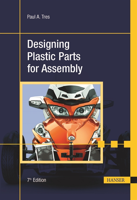 Picture of Designing Plastic Parts for Assembly 7E