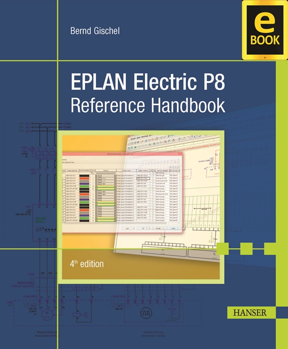 Show details for EPLAN Electric P8 Reference Handbook 4E (eBook)