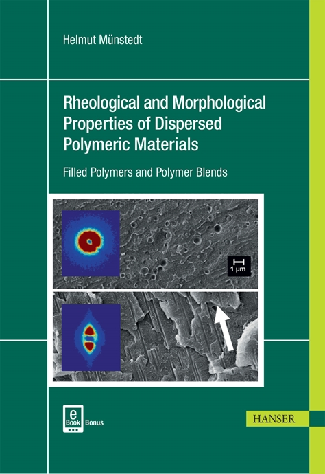 Show details for Rheological and Morphological Properties of Dispersed Polymeric Materials
