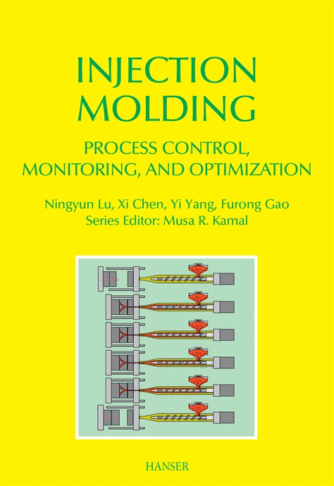 Picture of Injection Molding Process Control, Monitoring, and Optimization