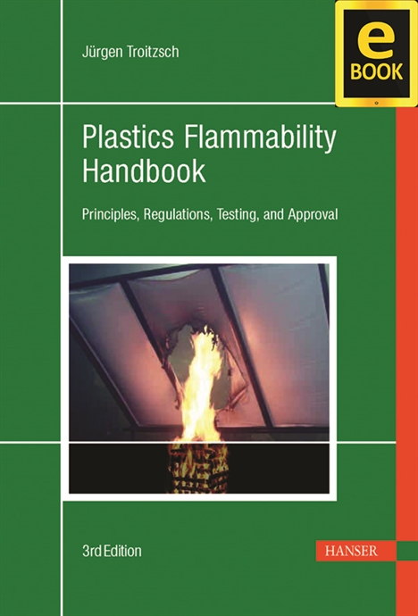 Show details for Plastics Flammability Handbook 3E (eBook)