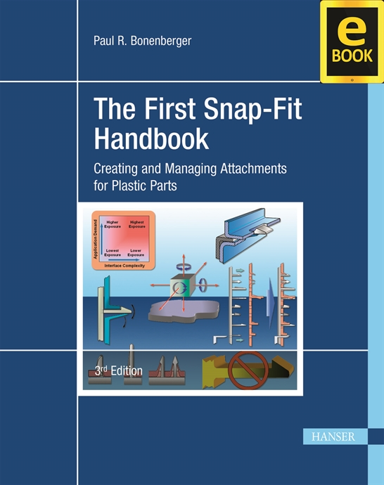 Show details for The First Snap-Fit Handbook 3E (eBook)