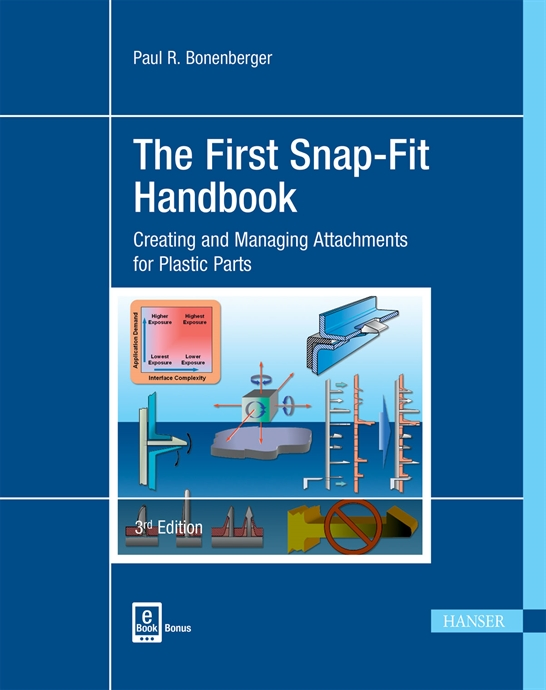 Show details for The First Snap-Fit Handbook 3E