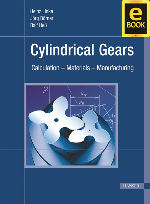 Show details for Cylindrical Gears (eBook)