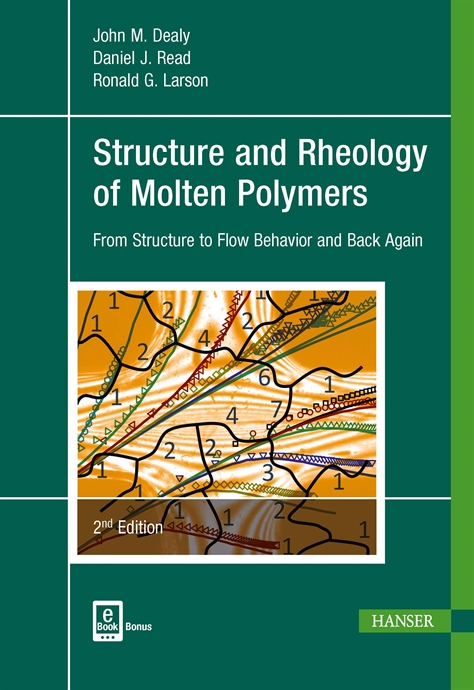 Show details for Structure and Rheology of Molten Polymers 2E