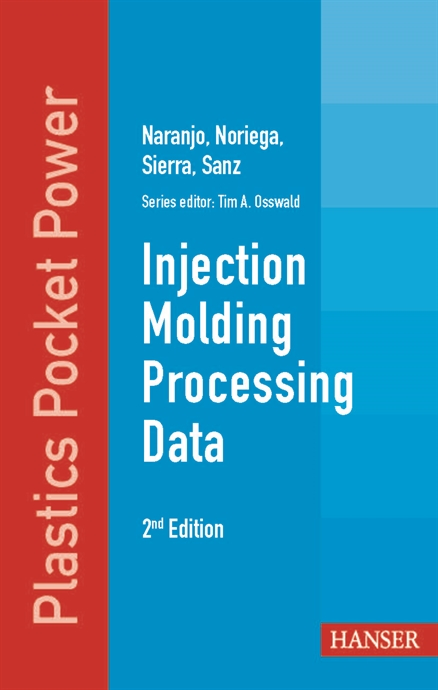 Show details for Injection Molding Processing Data 2E