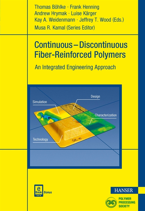 Show details for Continuous–Discontinuous Fiber-Reinforced Polymers