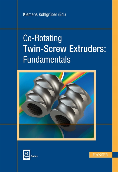 Show details for Co-Rotating Twin-Screw Extruders:  Fundamentals