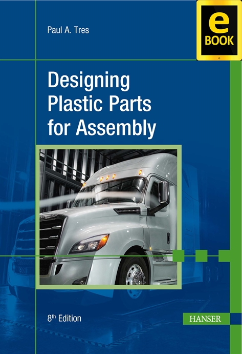 Show details for Designing Plastic Parts for Assembly 8E (eBook)