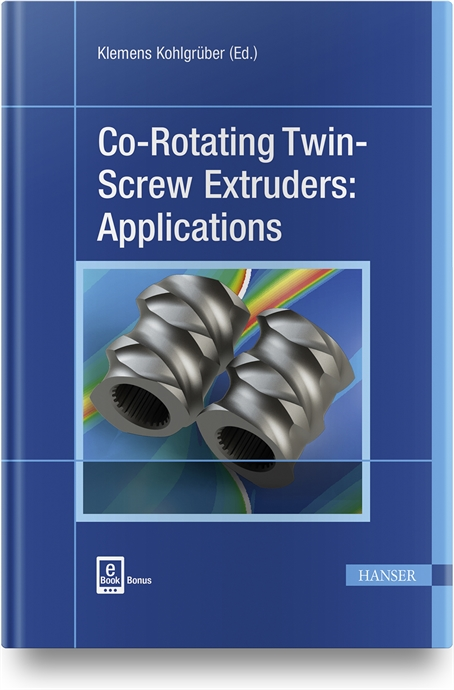 Show details for Co-Rotating Twin-Screw Extruders: Applications