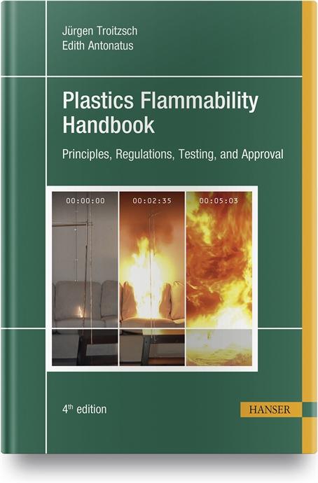 Show details for Plastics Flammability Handbook 4e